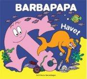 barbapapa - havet - bog