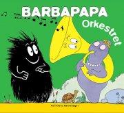 barbapapa - orkestret - bog