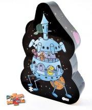 barbapapa puslespil til børn - mars - Brætspil