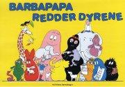 barbapapa redder dyrene - bog