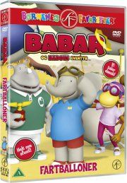 barbar 3 - fartballoner - DVD