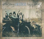 neil young and crazy horse - americana - cd
