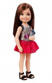barbie - chelsea og venner - filmaften - Dukker