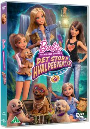 barbie og hendes søstre i det store hvalpeeventyr - DVD