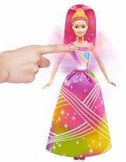 barbie - rainbow cove light show princess dukke - Dukker