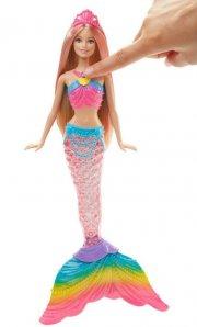 barbie - regnbue havfrue - Dukker