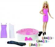 barbie - spin art & doll (dmc10) - Dukker