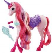 barbie - unicorn with fabulous hair - Dukker