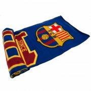 fc barcelona merchancise - fleece tæppe - Merchandise