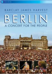 barclay james harvest - berlin - a concert for the people - DVD