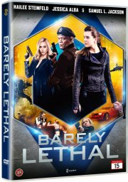 barely lethal - DVD