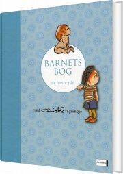 barnets bog - lyseblå  - Christel