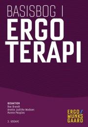 basisbog i ergoterapi - bog