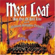 meat loaf - bat out of hell live - cd