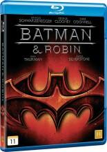 batman and robin / batman og robin - Blu-Ray