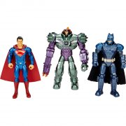 batman, supermand og lex luthor pakke - batman vs. superman  - Figurer