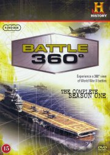 battle 360 - sæson 1 - DVD