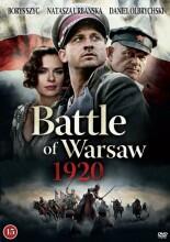 battle of warsaw 1920 - DVD