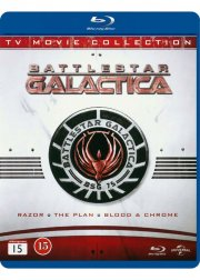 battlestar galactica - boks - Blu-Ray