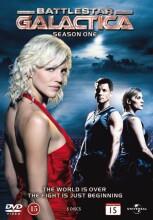 battlestar galactica - sæson 1 - DVD