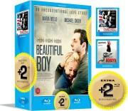 beautiful boy // farewell // rovdyr - Blu-Ray