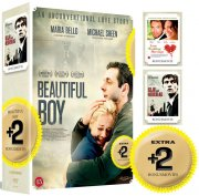 beautiful boy / love wedding marriage / sejr eller nederlag - DVD