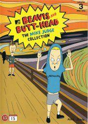 beavis and butt-head - volume 3 - disc 1 - DVD
