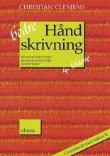 bedre håndskrivning 4.kl. grundskrift med løkker ii - bog