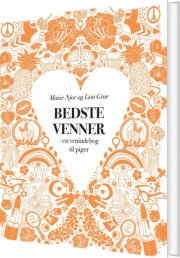 bedste venner - venindebog for piger - bog