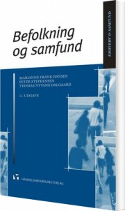 befolkning og samfund - bog