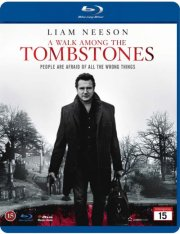 a walk among the tombstones / begravet i fortiden - Blu-Ray