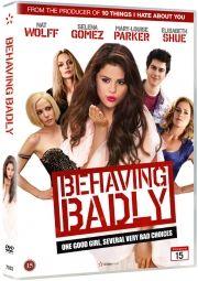 behaving badly - DVD