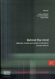 behind the mind - copenhagen studies in language 37 - bog