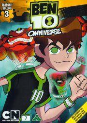 ben 10 omniverse - sæson 1 - del 3 - DVD