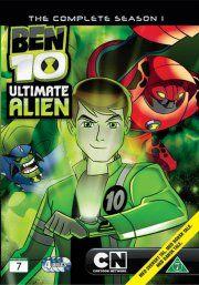 ben 10 - ultimate alien sæson 1 - DVD