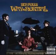 ben folds - way to normal - cd