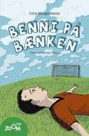 benni på bænken - bog