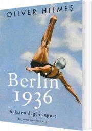 berlin 1936 - bog
