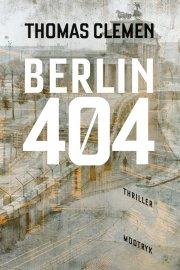 berlin 404 - bog