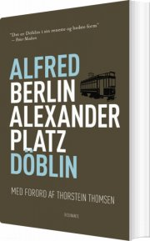 berlin alexanderplatz, klassiker - bog