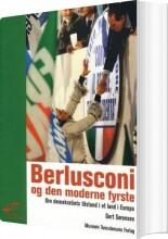 berlusconi og den moderne fyrste - bog