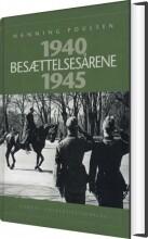 besættelsesårene 1940-1945 - bog