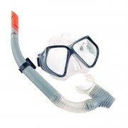 bestway snorkelsæt / dykkermaske - deluxe - Bade Og Strandlegetøj