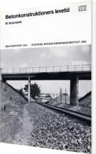 betonkonstruktioners levetid - bog
