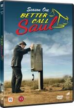 better call saul - sæson 1 - DVD
