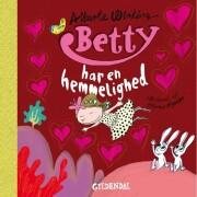 betty 6 - betty har en hemmelighed - bog
