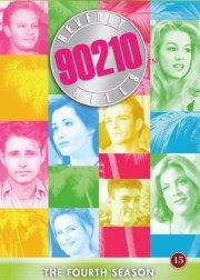 beverly hills 90210 - sæson 4 - DVD