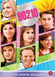 beverly hills 90210 - sæson 8 - DVD