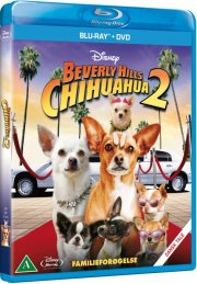 beverly hills chihuahua 2  - blu-ray+dvd