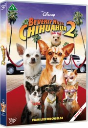 beverly hills chihuahua 2 - DVD